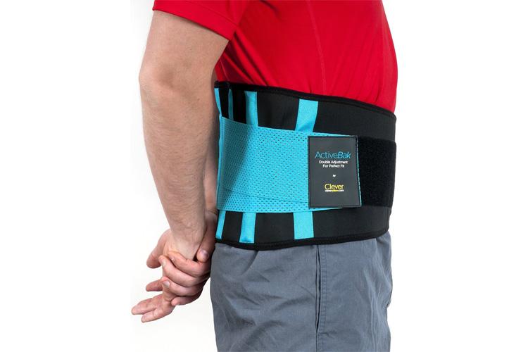 Clever Yellow Activebak ceinture lombaire
