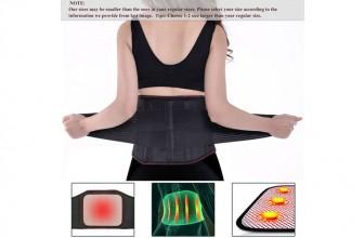 Charminer Ceinture de Thérapie Magnétique : pourquoi choisir cette ceinture lombaire?
