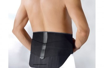 Comment utiliser ma ceinture lombaire?